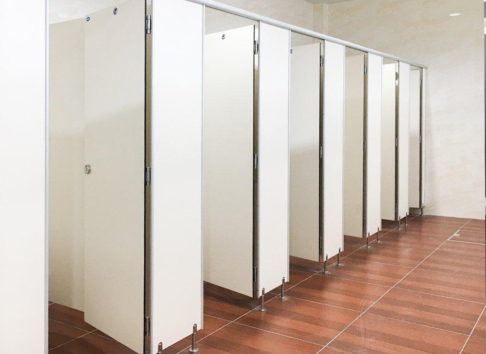 Cabinas sanitarias para baños