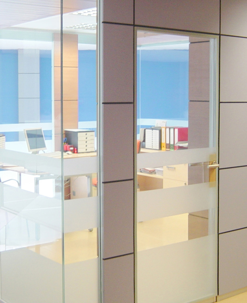 Mamparas Divisorias para Oficinas y Despachos