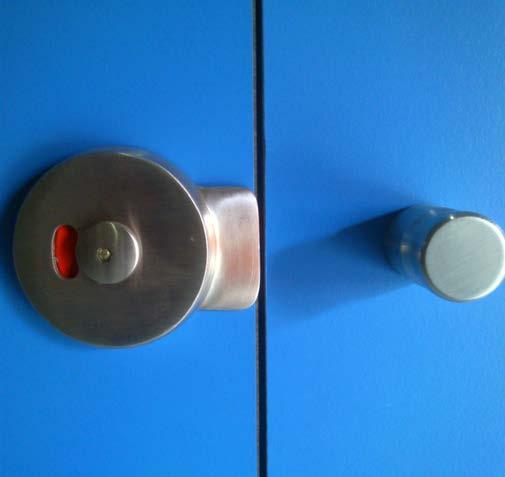 cerraduras de cabinas fenolicas
