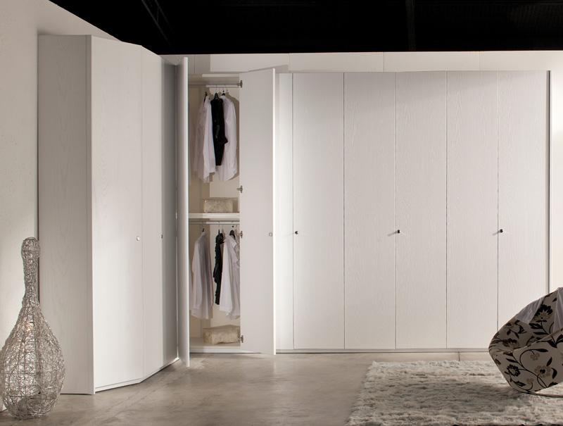 Armario empotrados a medida para dormitorios y vestidores desmon Armarios empotrados puertas abatibles