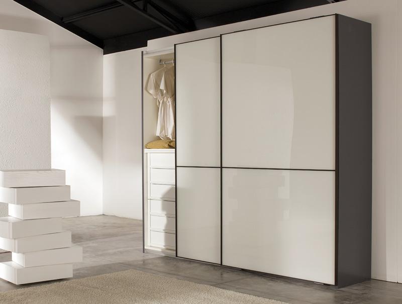Armarios empotrados de aluminio cmo organizar el armario - Organizar armarios empotrados ...