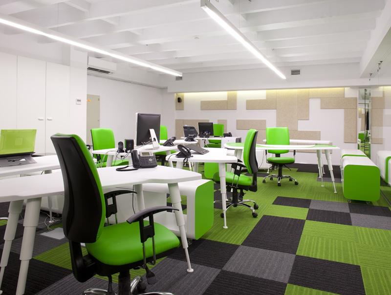 Mobiliario de Oficina moderna