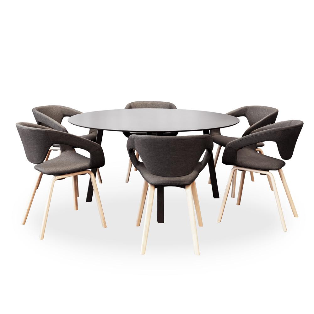 Sillas y mesas de reuniones