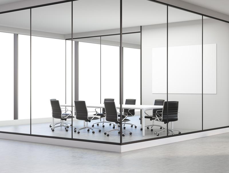 Mobiliario oficina sala de juntas