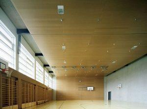 Forrado acustico de techos y paredes