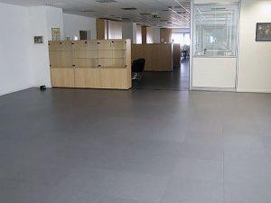 PVC para oficinas