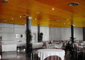Falsos techos para salas