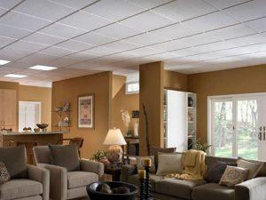 Falsos techos para viviendas