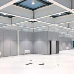 Mamparas separadoras para oficinas