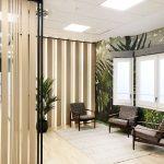 Diseño, creación e instalación de muebles para oficina a medida