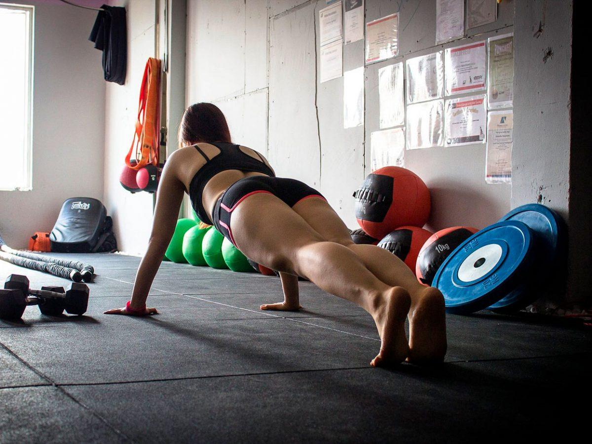 equipamiento para gimnasio