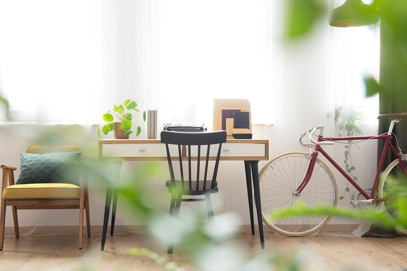 Cómo elegir muebles de oficina para espacios reducidos