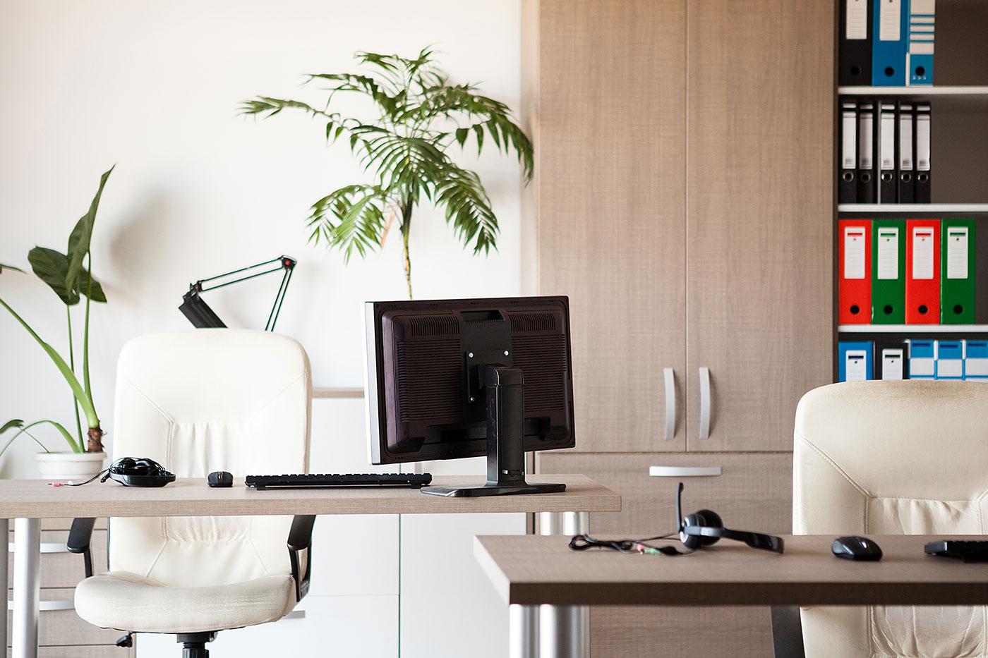 Escritorio diseño de oficinas
