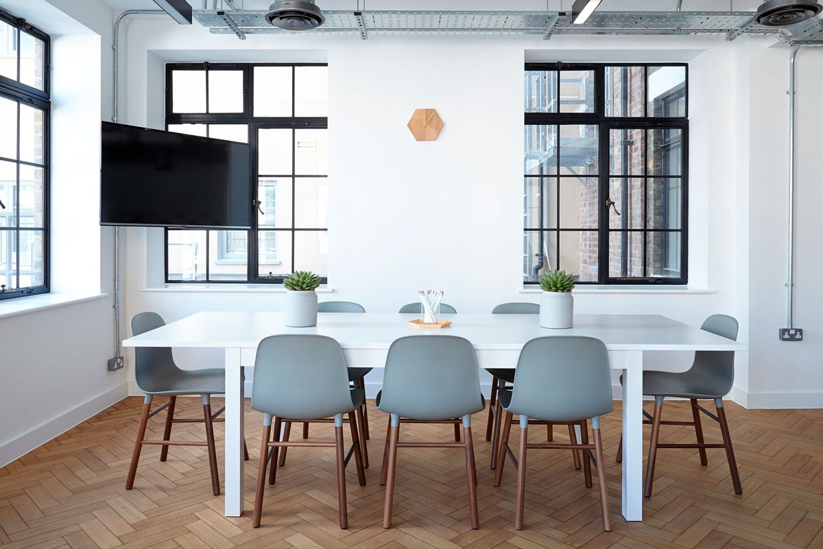 Mobiliario de oficina moderno - Desmon