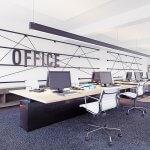 ¿Cuál es el mejor diseño y distribución de oficinas modernas?