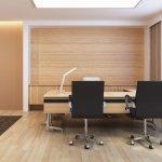 Forrar paredes de madera para oficinas | DESMON