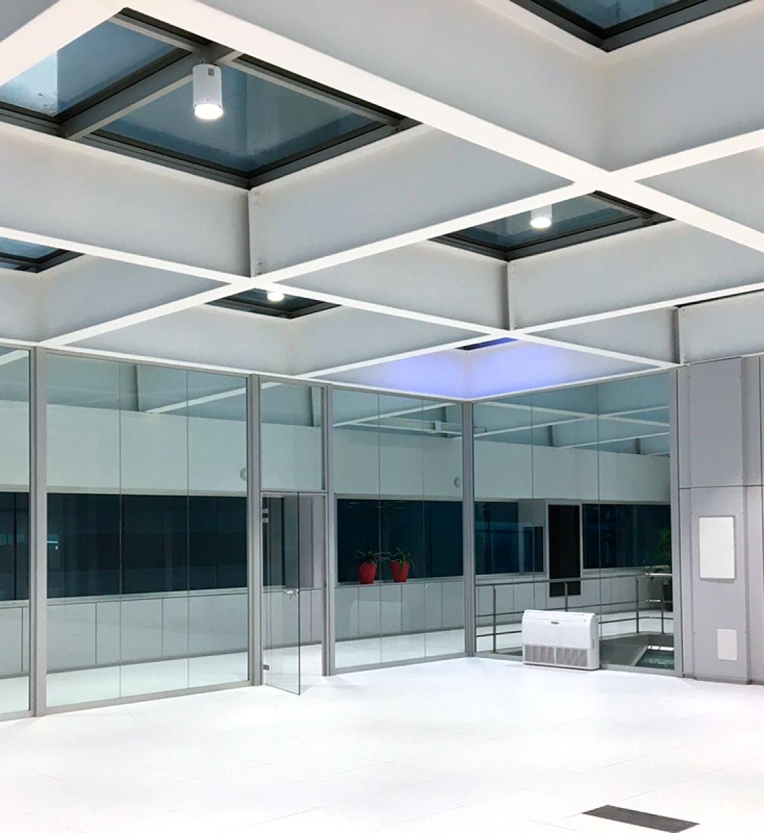 Mamparas divisorias para oficinas precios mamparas for Muebles de oficina oviedo