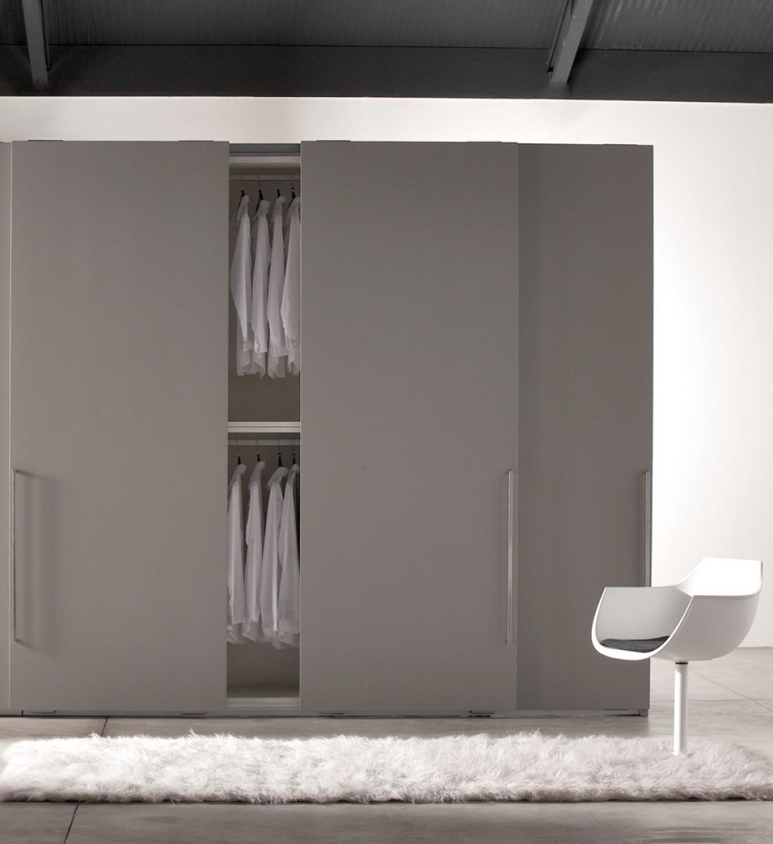 Armario Empotrados A Medida Para Dormitorios Y Vestidores Desmon ~ Puertas Correderas Para Vestidores