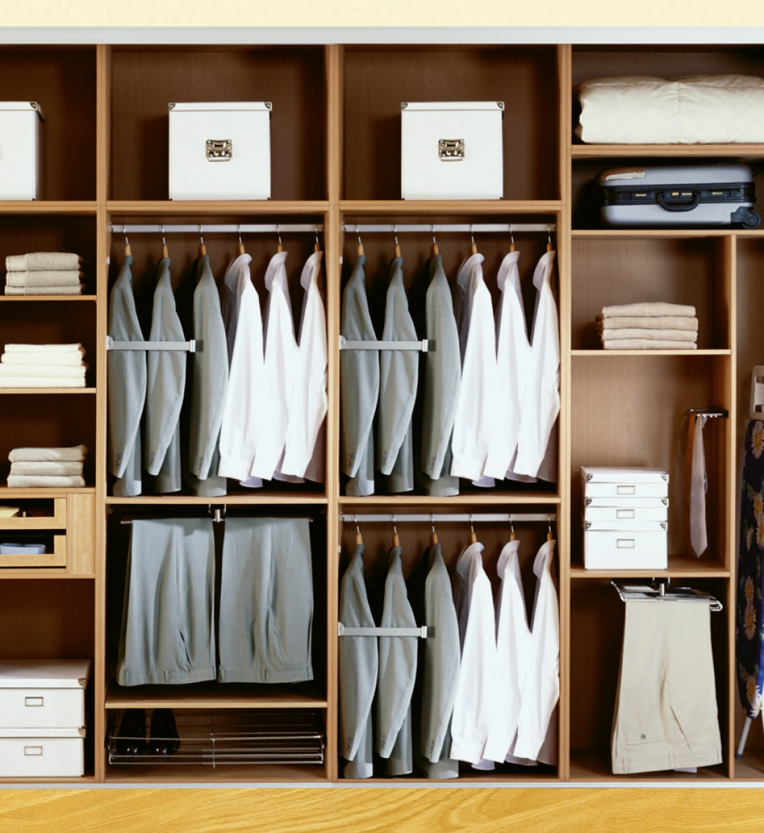 Vestidores fotos nuevos walkin closet idea in madrid - Armario persiana cocina ...