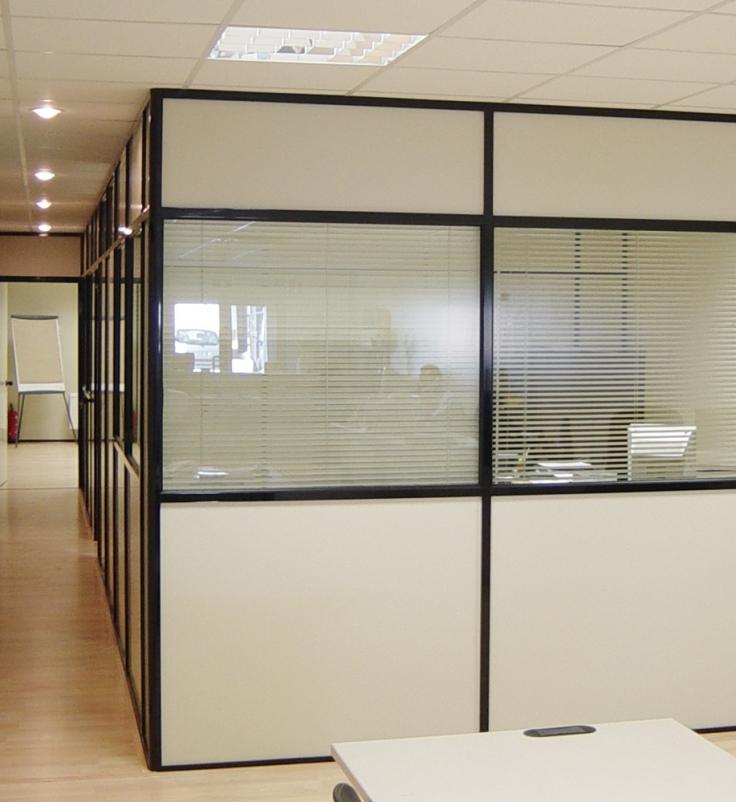 Mamparas De Oficina Baratas.Mamparas Divisorias Para Oficinas Y Despachos De Desmon